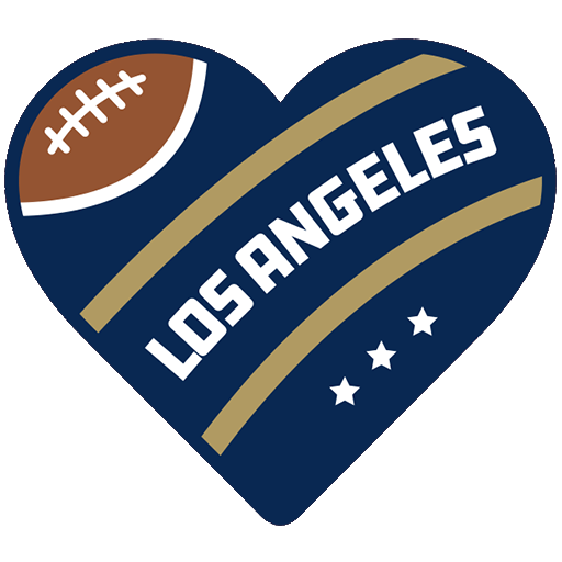Los angeles rams football
